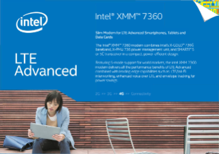 Intel® XMM™ 7360 Modem Platform Brief