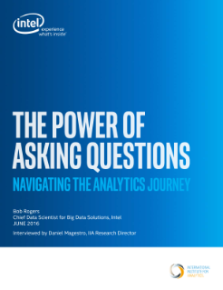 Navigating the Analytics Journey with Intel's Bob Rogers