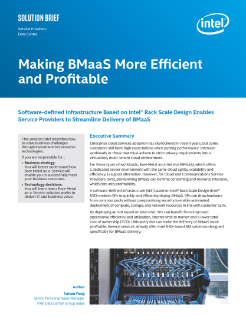 Making BMaaS More Efficient and Profitable