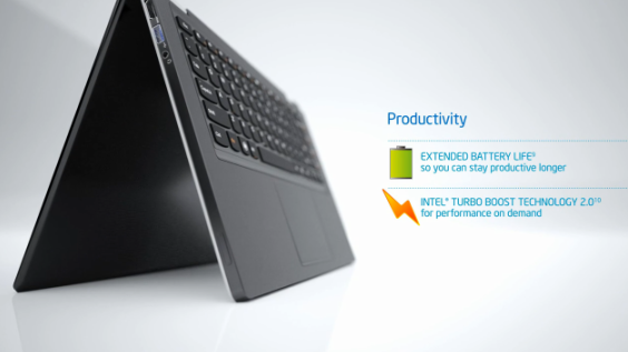 A Video Tour: Ultrabook™ for Business